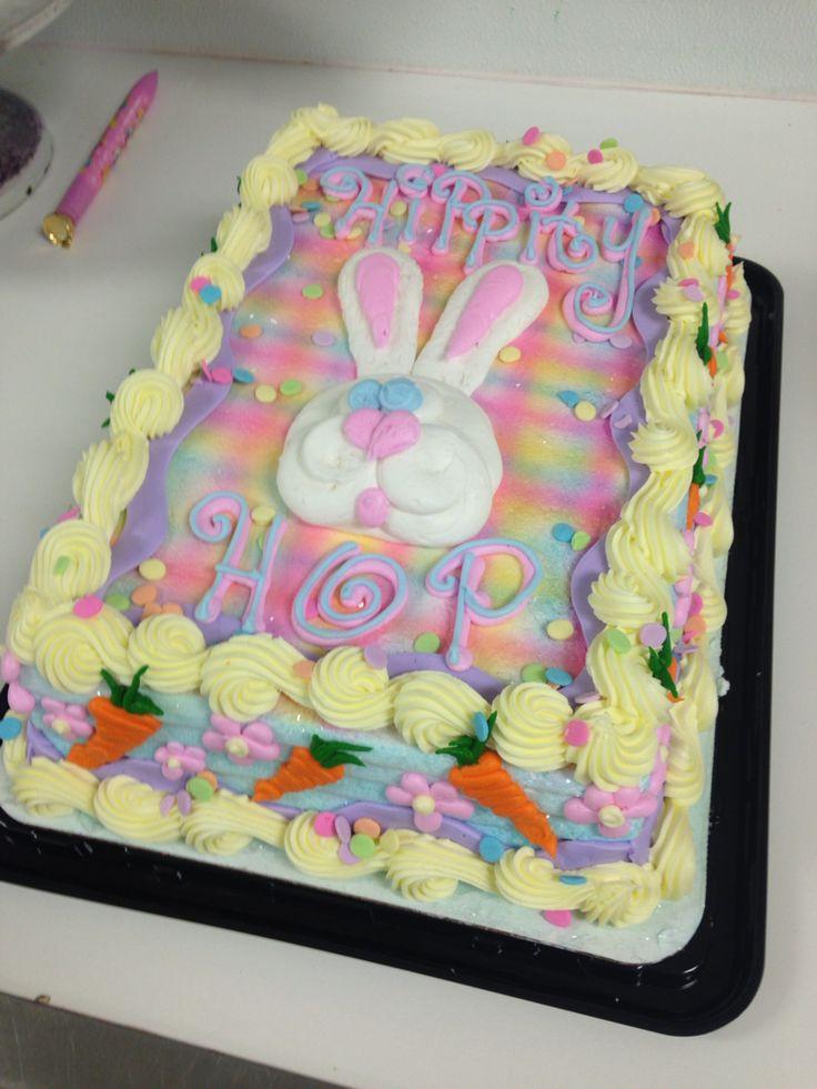 Easter Sheet Cake Ideas  661 best sheet cake ideas images on Pinterest