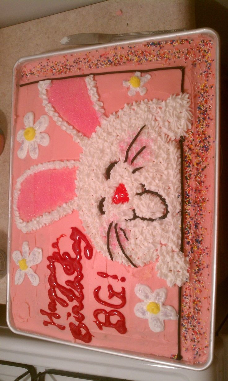 Easter Sheet Cake Ideas  easter sheet cake ideas Bing