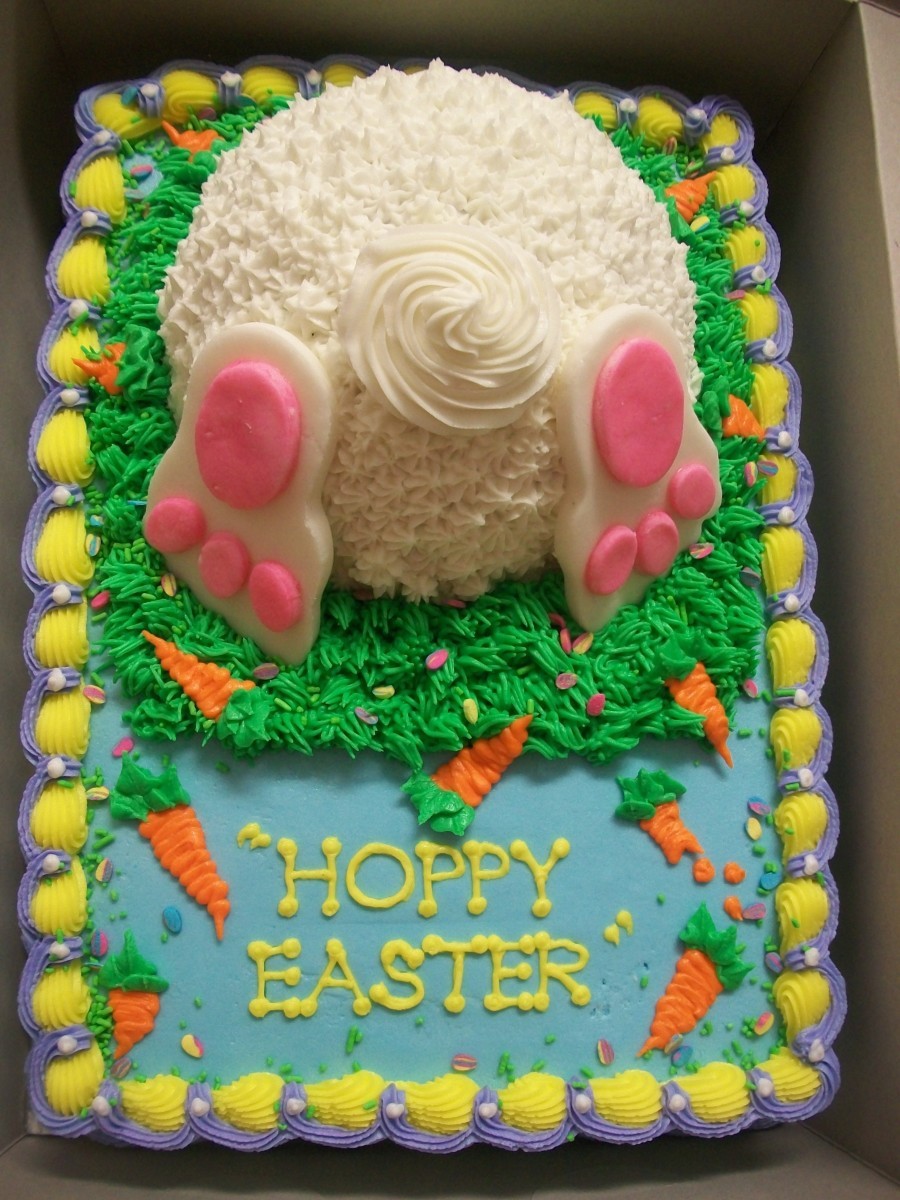 Easter Sheet Cake Ideas 20 Best Ideas Hoppy Easter Cake Decorating Munity Cakes We Bake