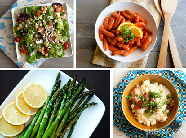 Easter Side Dishes  4 Side dishes for your Easter dinner
