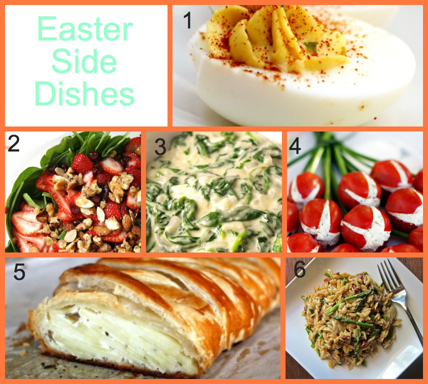 Easter Side Dishes Pinterest 20 Best Easter Side Dishes