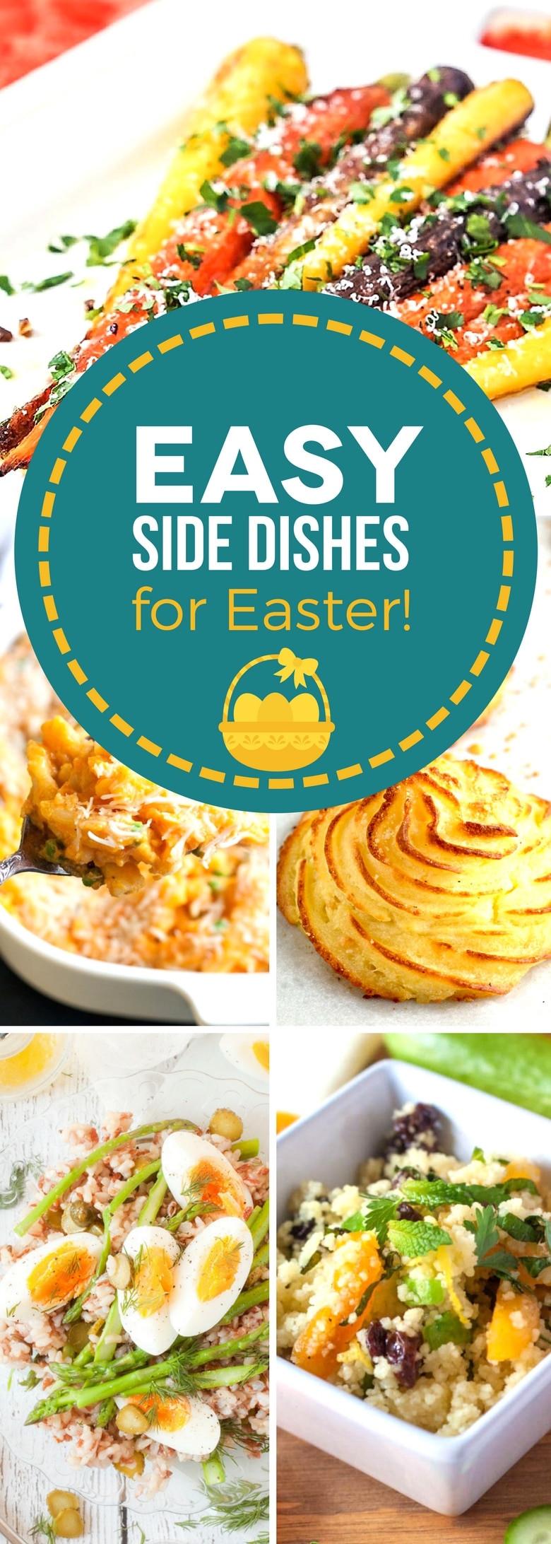 Easter Side Dishes Pinterest  Easy Easter Side Dishes SundaySupper