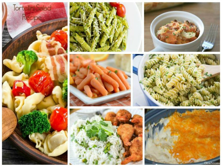 Easter Side Dishes Pinterest  Side Dishes Perfect for Easter