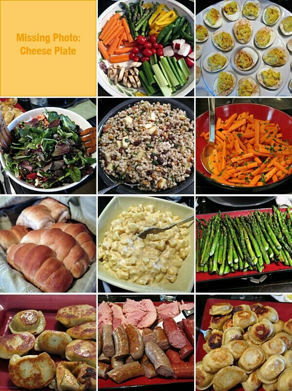 Easter Side Dishes Pinterest  Picture of Easter side dishes