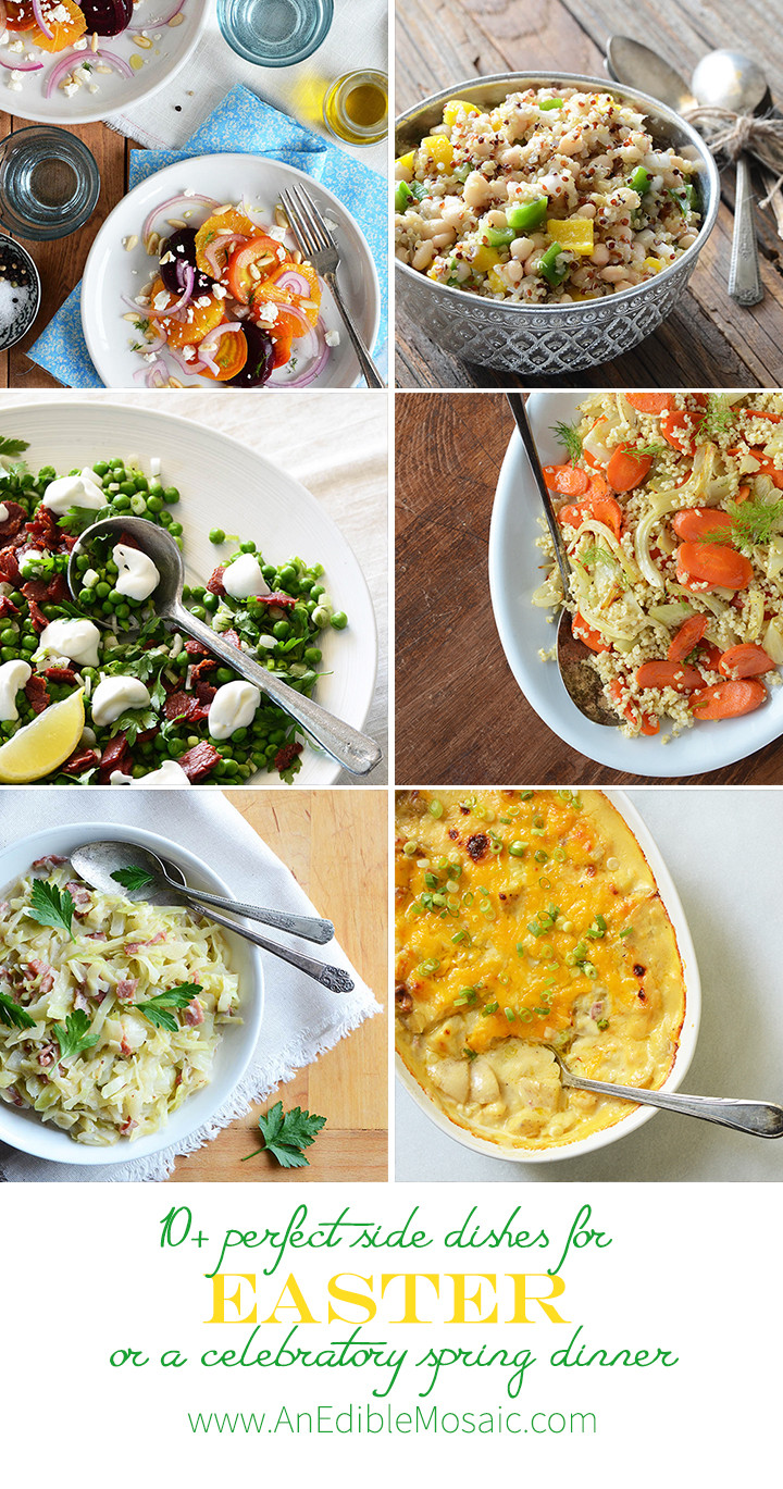 Easter Side Dishes Pinterest  10 Perfect Side Dishes for Easter or a Celebratory Spring