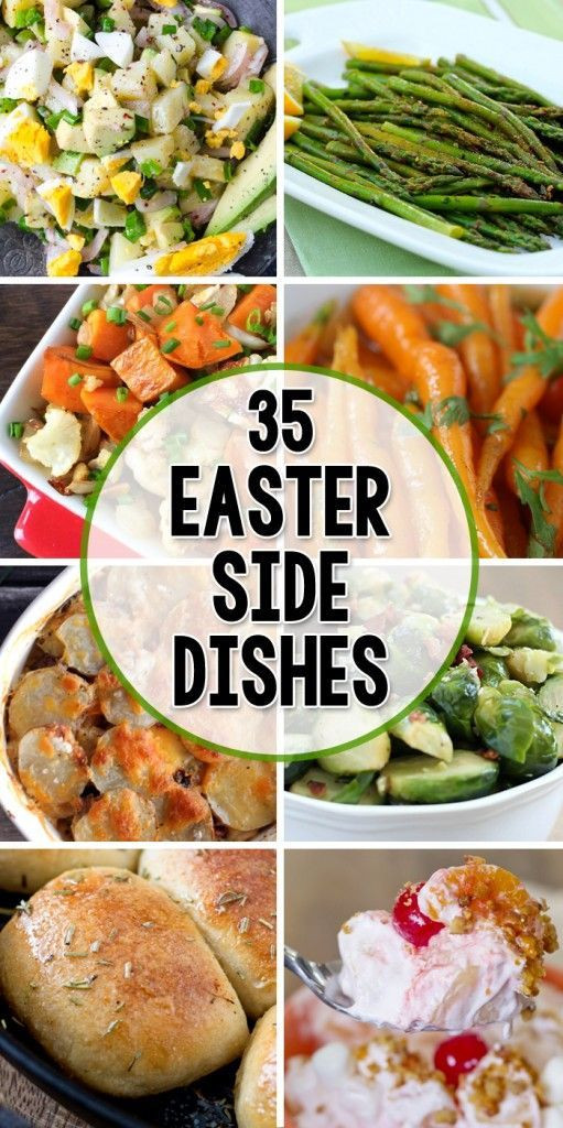 Easter Side Dishes Pinterest  248 best images about Easter on Pinterest