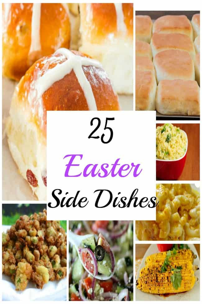 Easter Side Dishes  25 Easter Side Dishes