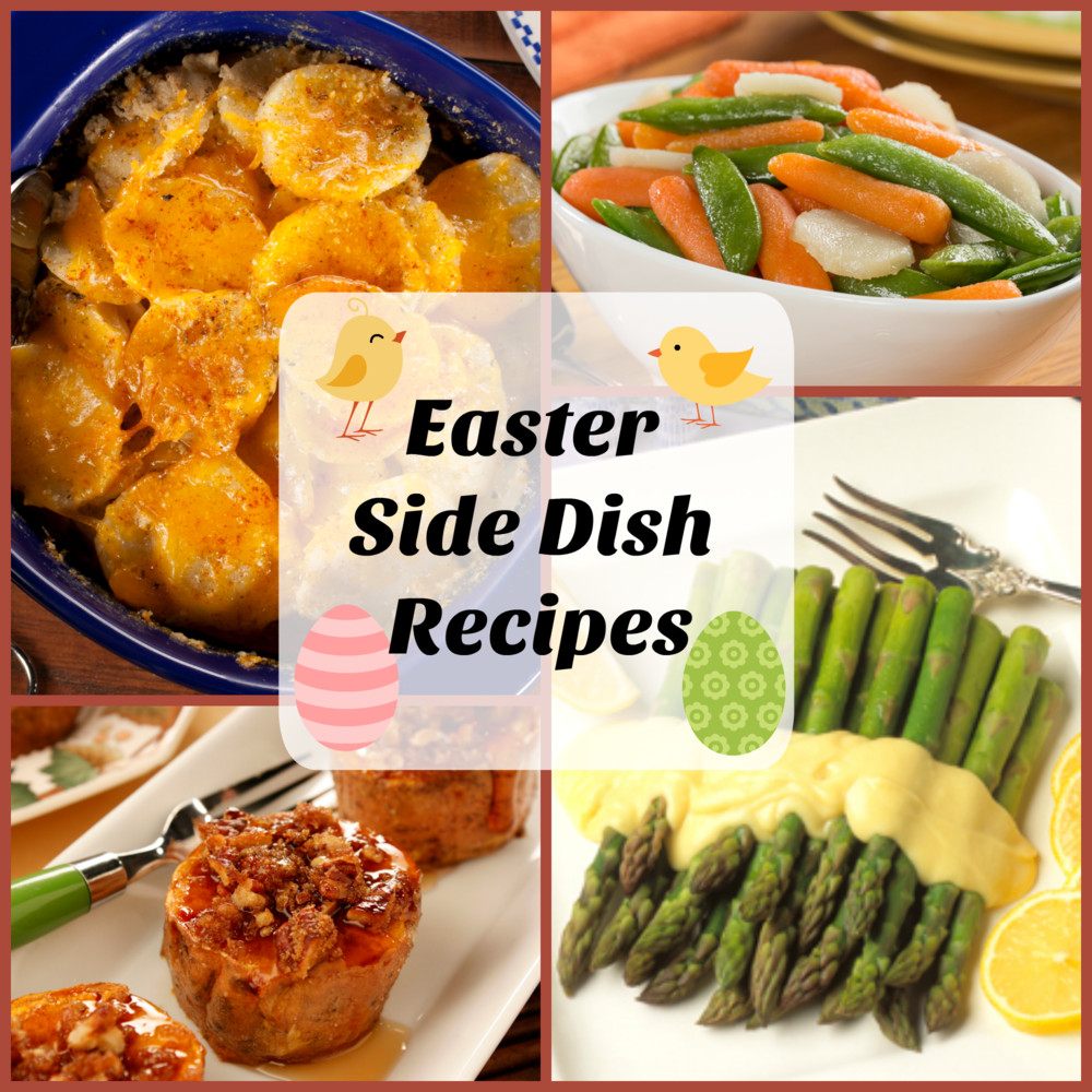 Easter Side Dishes  Recipes for Easter 8 Easter Side Dish Recipes