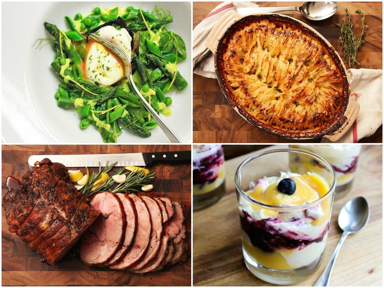 Easter Sunday Dinner  A Festive Menu for Easter Sunday