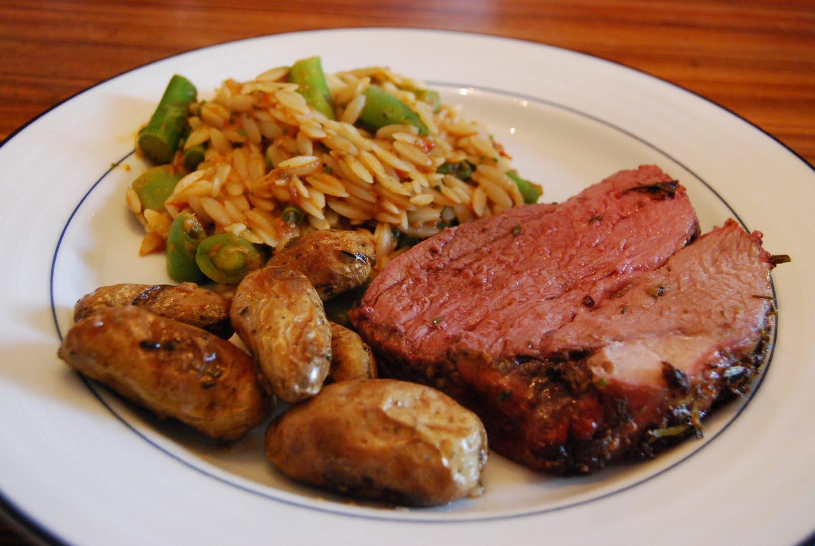 Easter Sunday Dinner  EAT Everyday An Easter Sunday Dinner