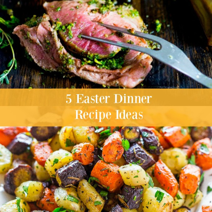 Easter Sunday Dinner Ideas  5 Unique Easter Dinner Recipes SoFabFood Holiday