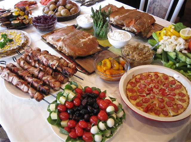 Easter Sunday Dinner Ideas  Traditional Easter Dinner Menu Ideas