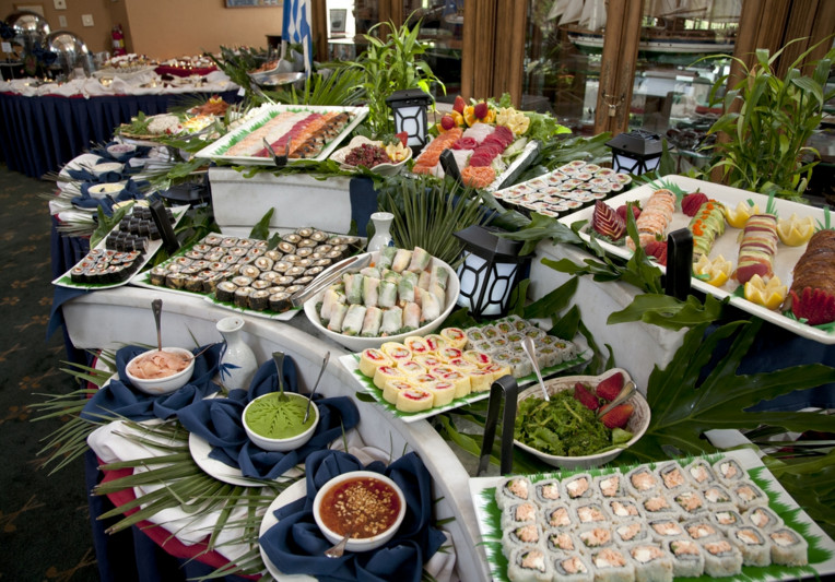 Easter Sunday Dinner Restaurants  3 extravagant hotel Easter Sunday brunch buffets that you