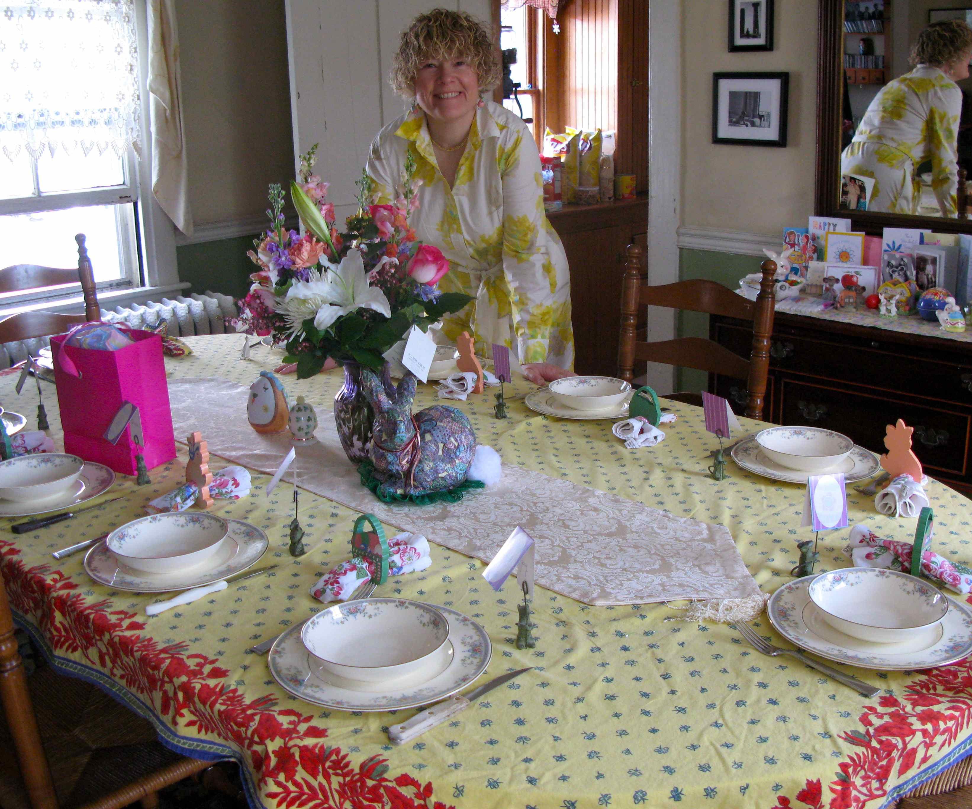 Easter Sunday Dinner Restaurants  Easter Dinner In The Dining Room Myrecipes