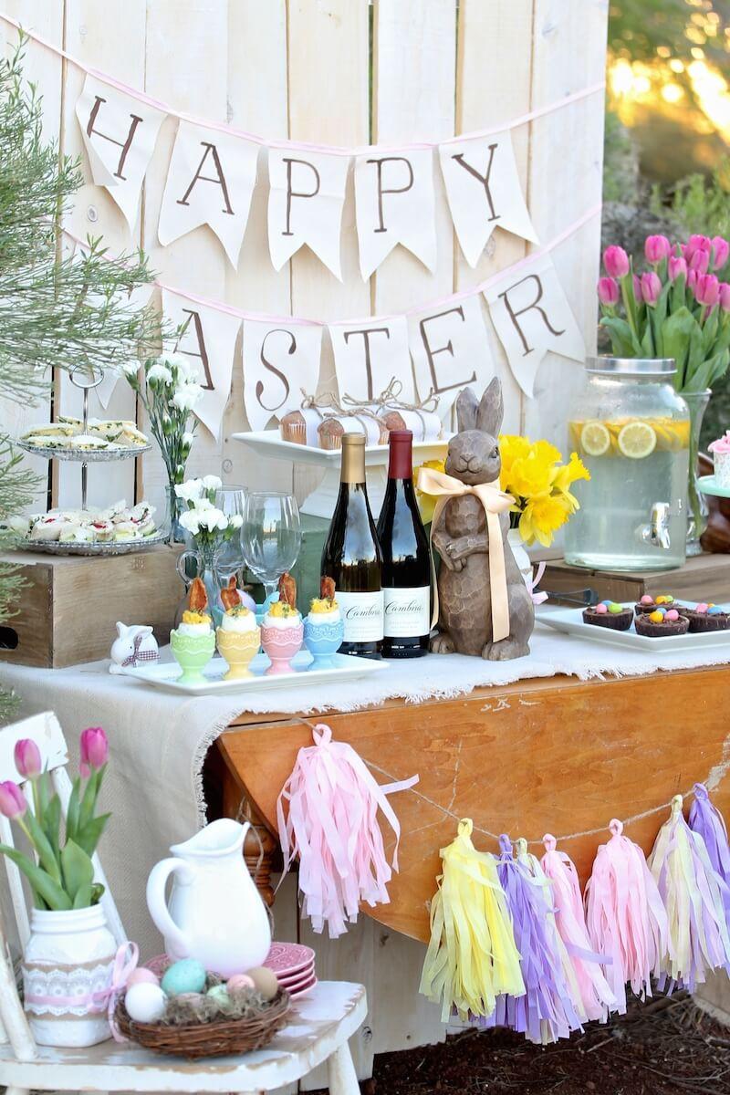 Easter Sunday Dinner Restaurants  Easter Sunday Brunch Table MyThirtySpot