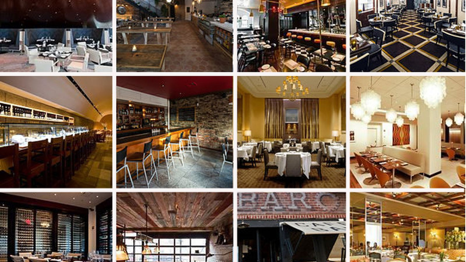 Easter Sunday Dinner Restaurants  12 Solid Dining Options for Easter Sunday in NYC Eater NY
