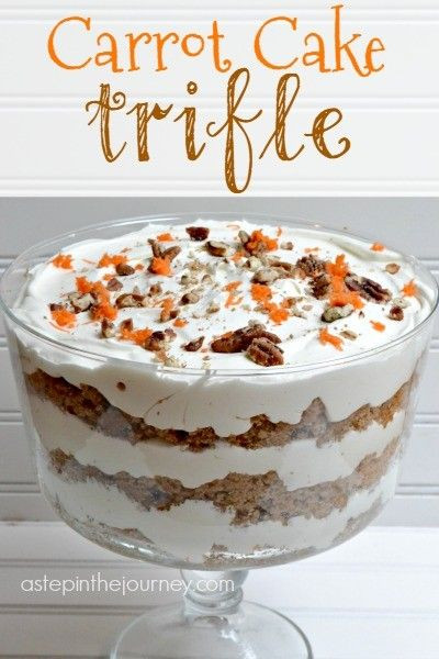 Easter Trifle Desserts  17 Best images about Cute and Easy Easter Dessert Recipes