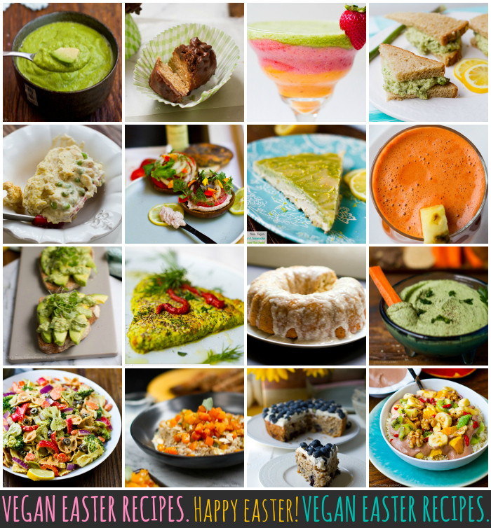 Easter Vegetarian Recipes  Holiday 40 Vegan Easter Recipes for Everyone to Love