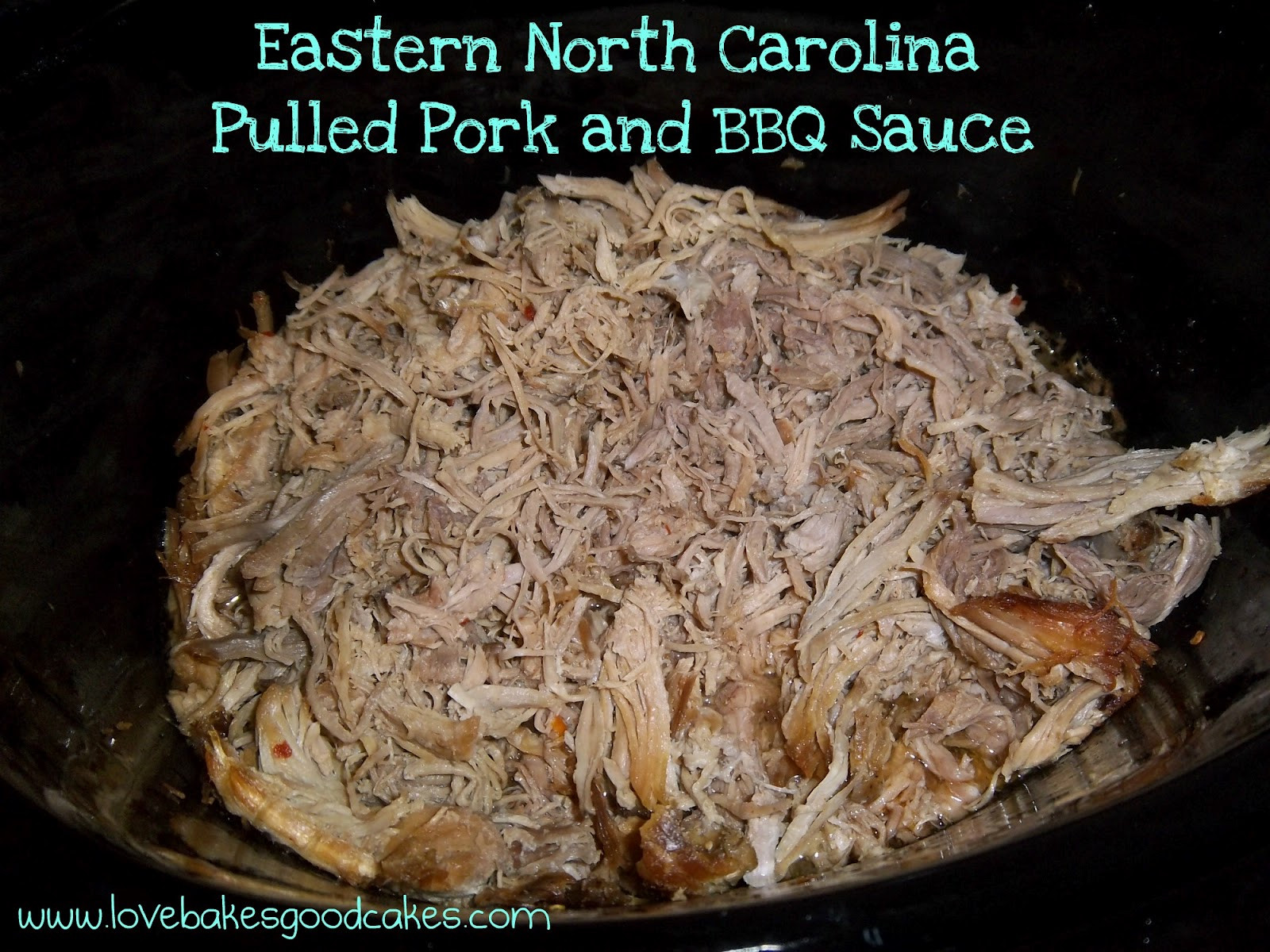 Eastern Bbq Sauce  Eastern NC Pork and BBQ Sauce