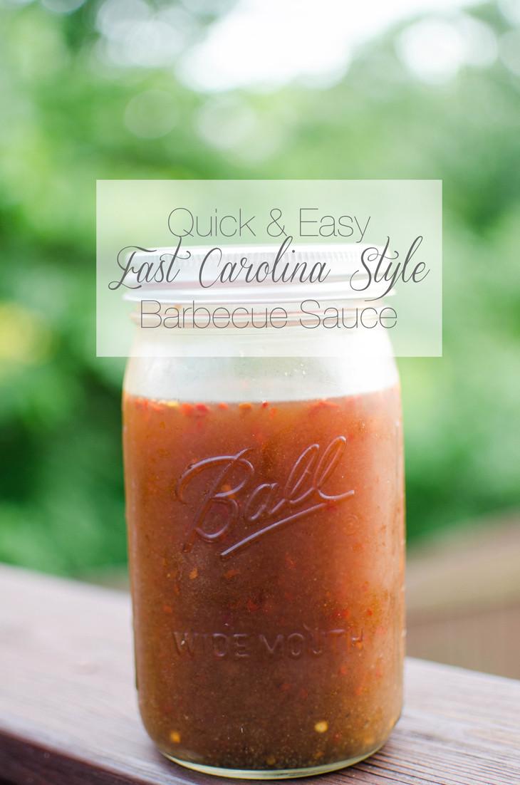 Eastern Carolina Bbq Sauce Recipe  RECIPE