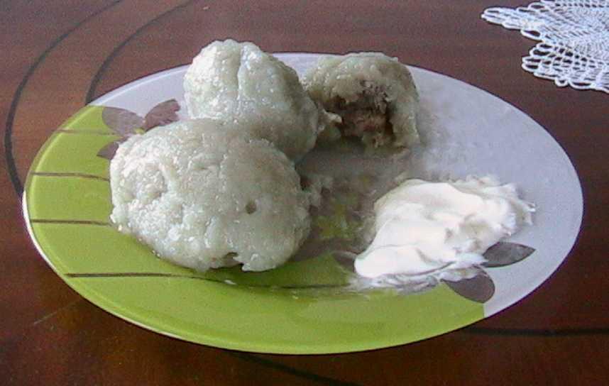 Eastern European Dumplings  Dumpling