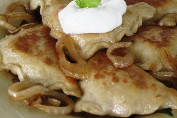 Eastern European Dumplings  gluten free Eastern European dumpling recipe