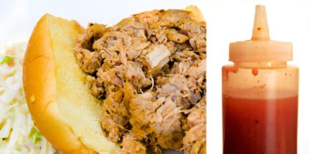 Eastern North Carolina Bbq Sauce Recipe  Old Time Eastern North Carolina Barbecue Sauce Recipe