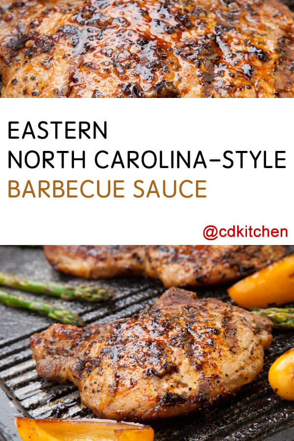 Eastern Style Bbq Sauce  Eastern North Carolina Style Barbecue Sauce Recipe