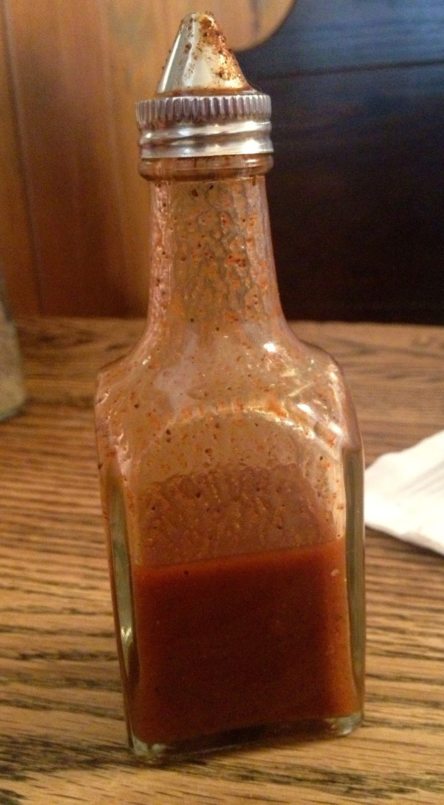 Eastern Style Bbq Sauce  Eastern North Carolina Barbecue Sauce Recipe — Dishmaps