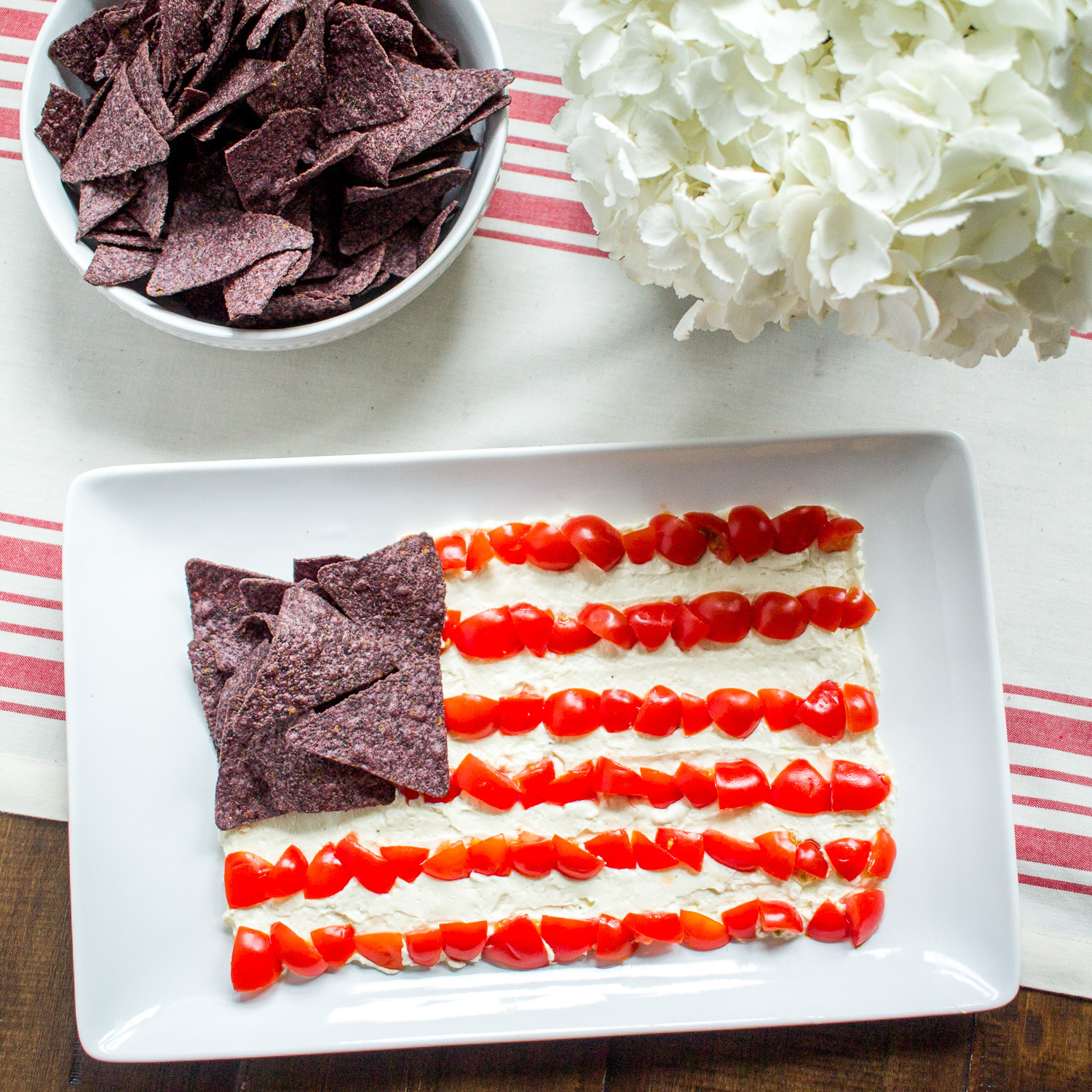 Easy 4Th Of July Appetizers  An Easy Appetizer for the 4th of July Whipped Feta