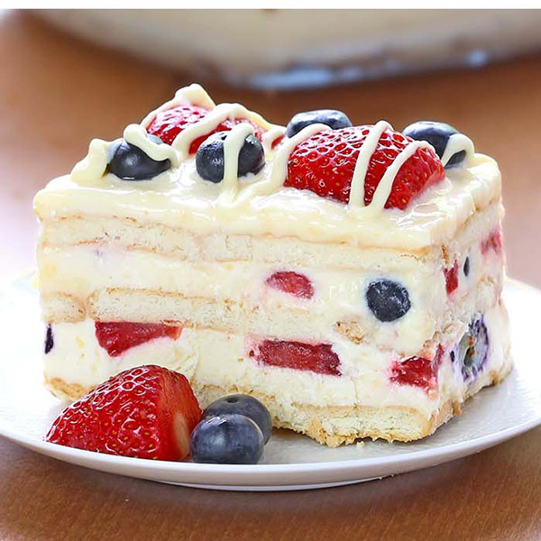 Easy 4Th Of July Dessert Recipes Red White And Blue  20 red white and blue desserts for the Fourth of July