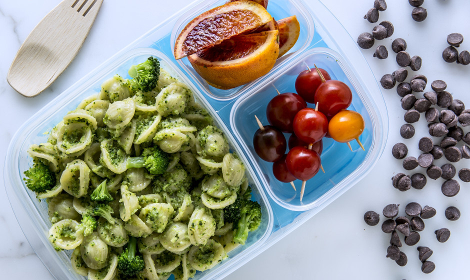 Easy And Healthy Lunches For Work  Packed Lunch Ideas