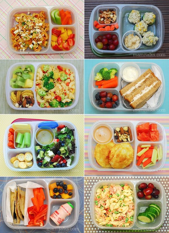 Easy And Healthy Lunches For Work  50 Easy School Lunch Ideas Stay at Home Mum