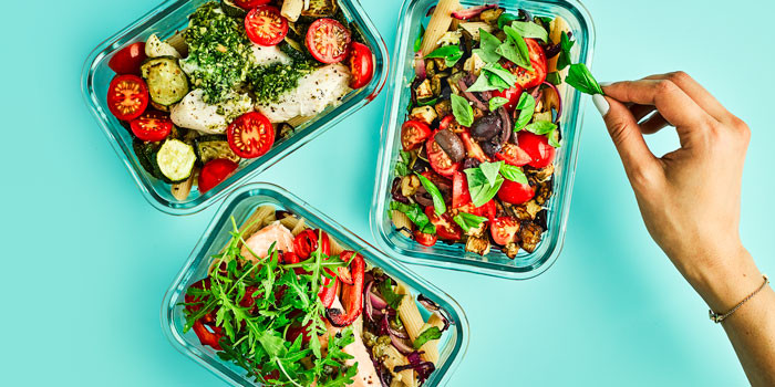 Easy And Healthy Lunches For Work  Healthy lunch ideas for work