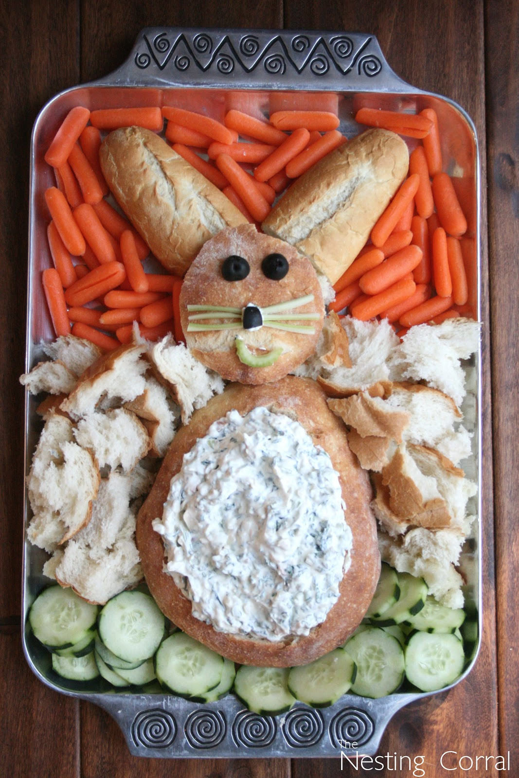 Easy Appetizers For Easter  The Nesting Corral Easy Easter Appetizer
