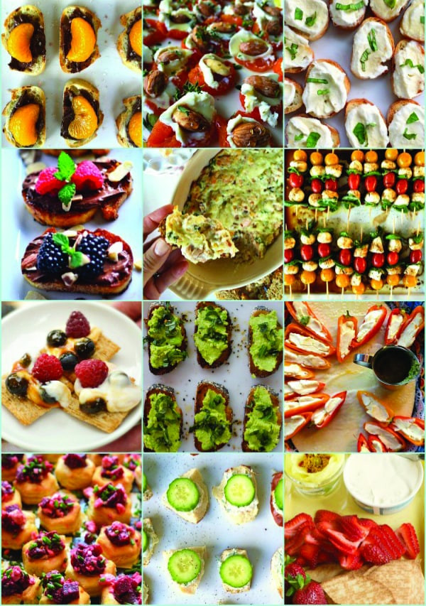 Easy Appetizers For Easter  12 Quick & Easy Easter Appetizers