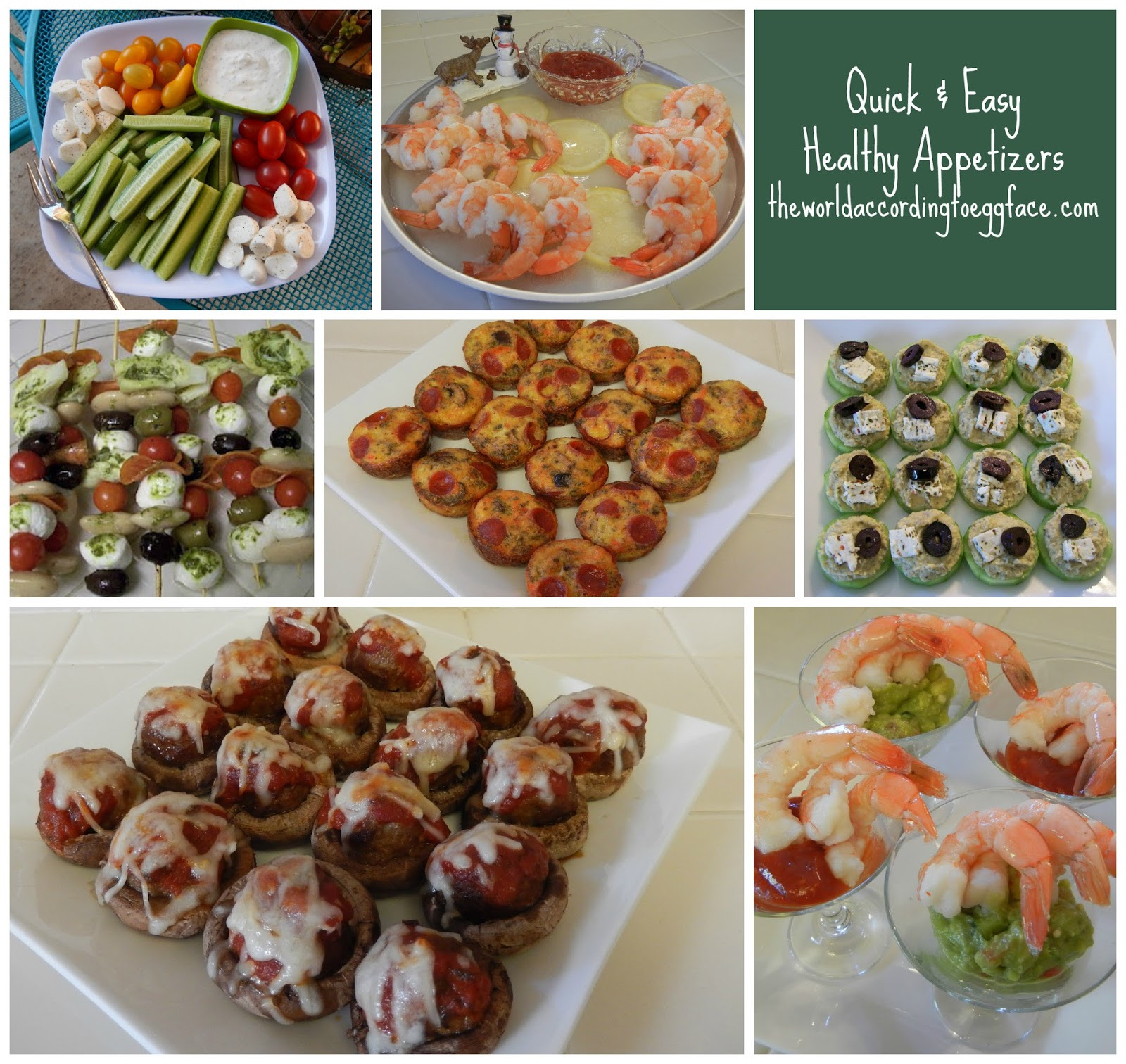 Easy Appetizers Healthy  theworldaccordingtoeggface Super Easy Appetizers