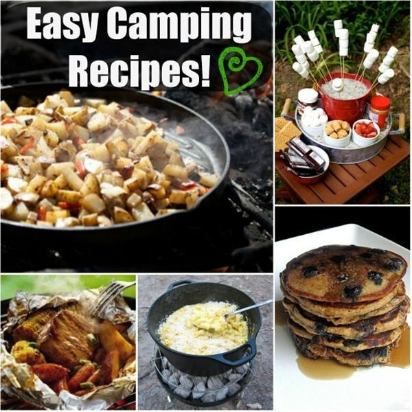 Easy Camping Dinner Ideas  18 Best images about Wisconsin Recipes on Pinterest