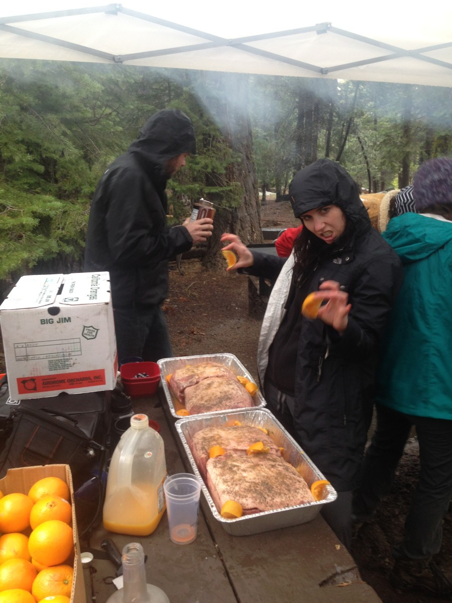 Easy Camping Dinners For Large Groups  Big Group Camping The Ultimate Beginner s Guide