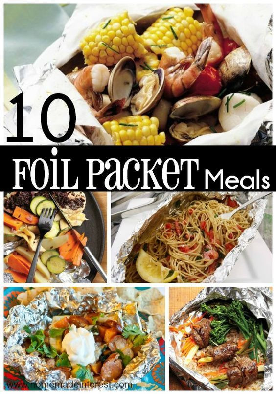 Easy Camping Dinners  17 Best images about Campin and Glamping on Pinterest