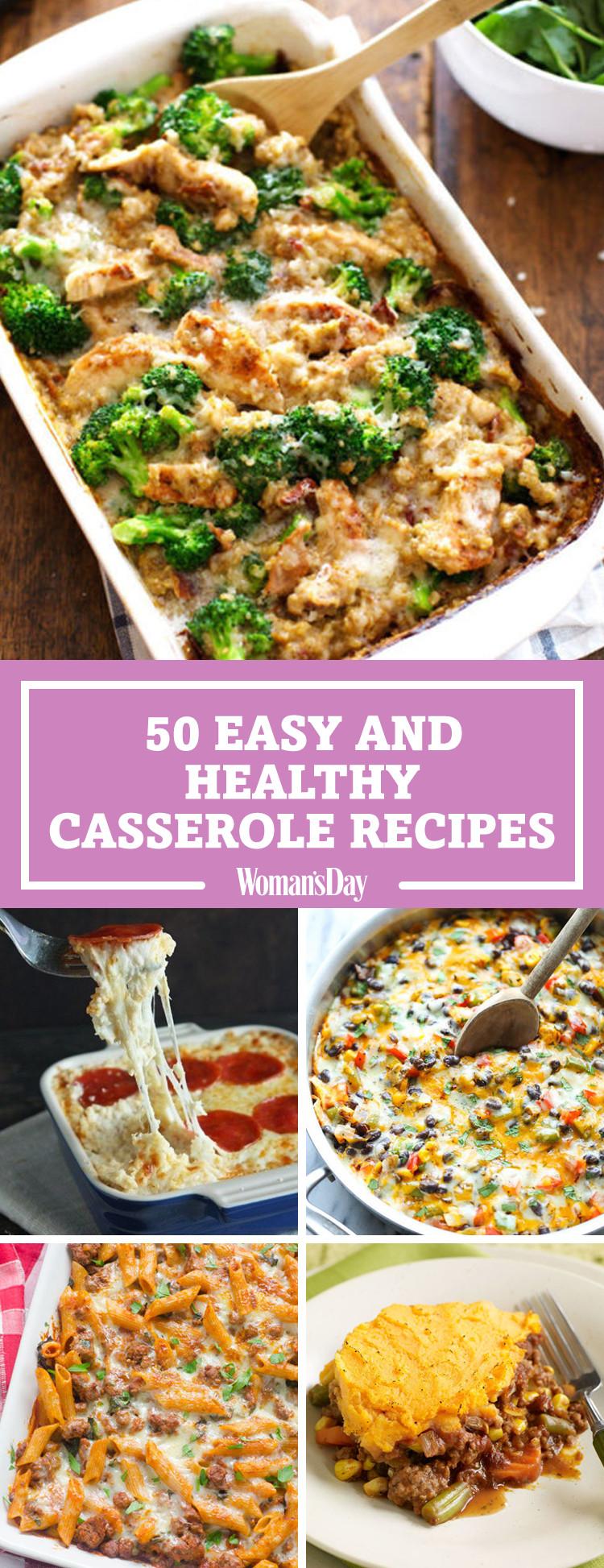 Easy Casseroles Healthy  54 Easy Healthy Casseroles Best Casserole Recipes & Ideas