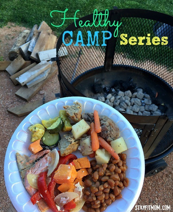 Easy Dinners For Camping  Healthy Foil Dinners Stay Fit Mom