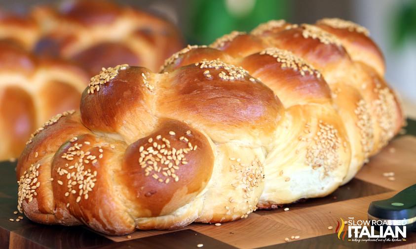 Easy Easter Bread Recipe  Italian Easter Bread