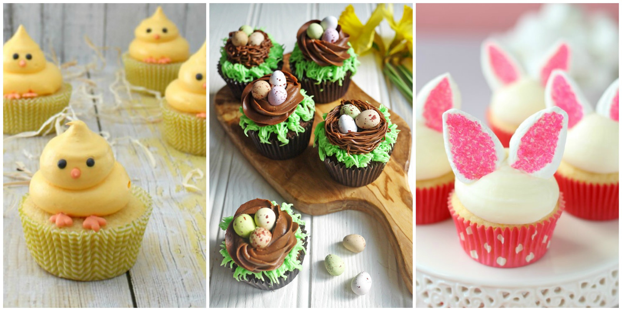 Easy Easter Cupcakes  21 Cute Easter Cupcakes Easy Ideas for Easter Cupcake Recipes