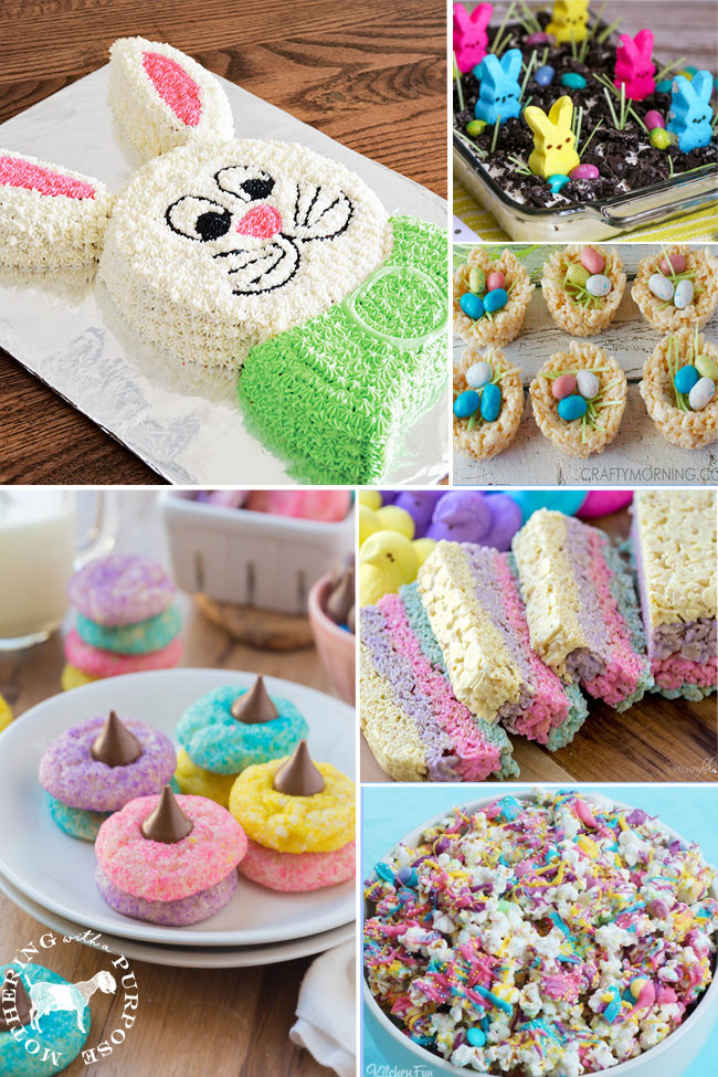 Easy Easter Dessert Recipies  easter cookies Archives Mothering with a Purpose