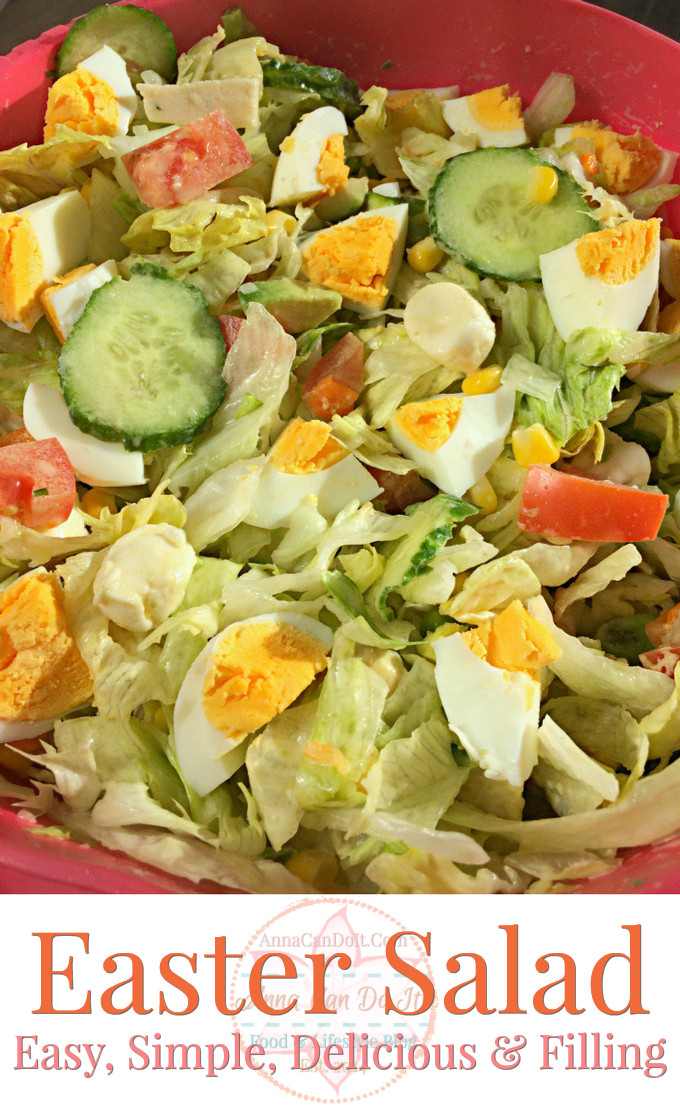 Easy Easter Salads the Best Easter Salad Easy Simple Delicious & Filling