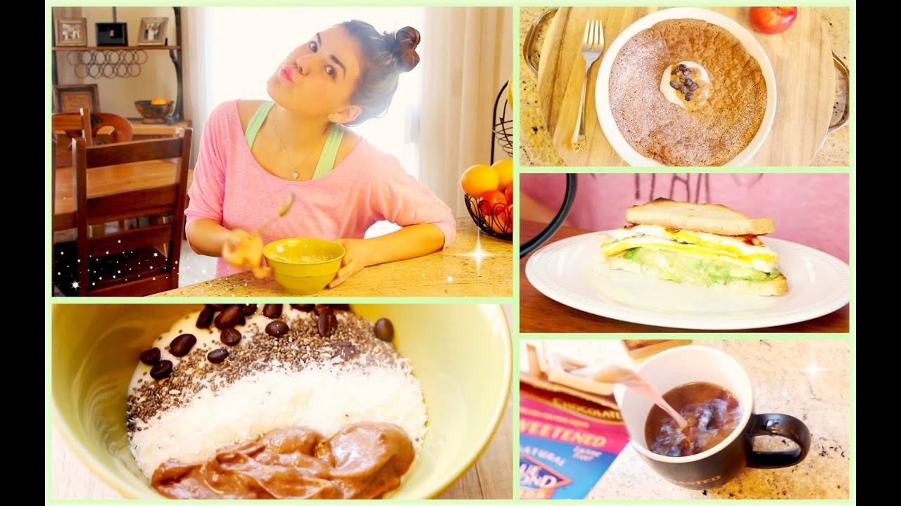 Easy Fast Healthy Breakfast  Quick & Easy Healthy Breakfast Ideas