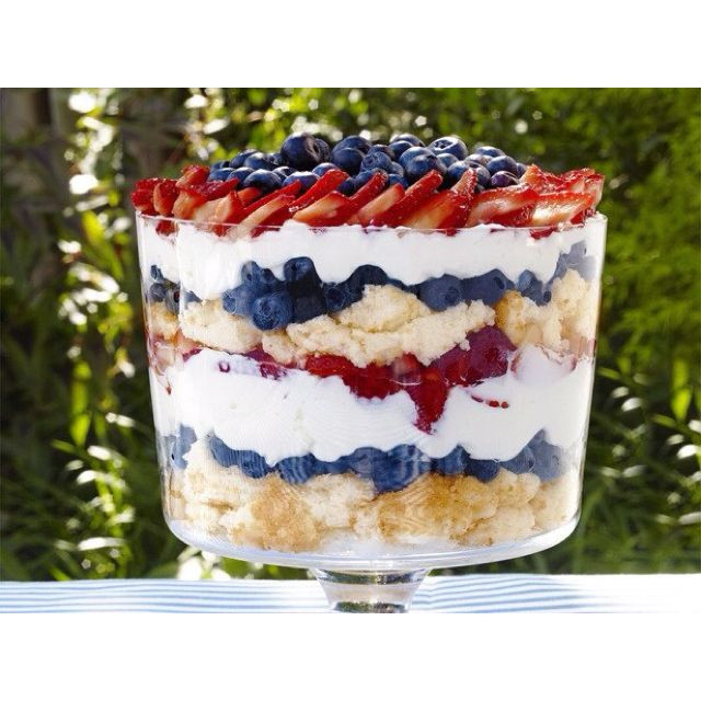 Easy Fourth Of July Desserts  Easy 4th of July dessert