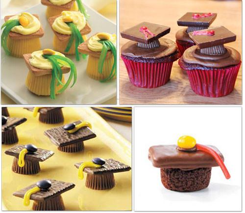 Easy Graduation Desserts  Details Graduation Party Ideas 2012