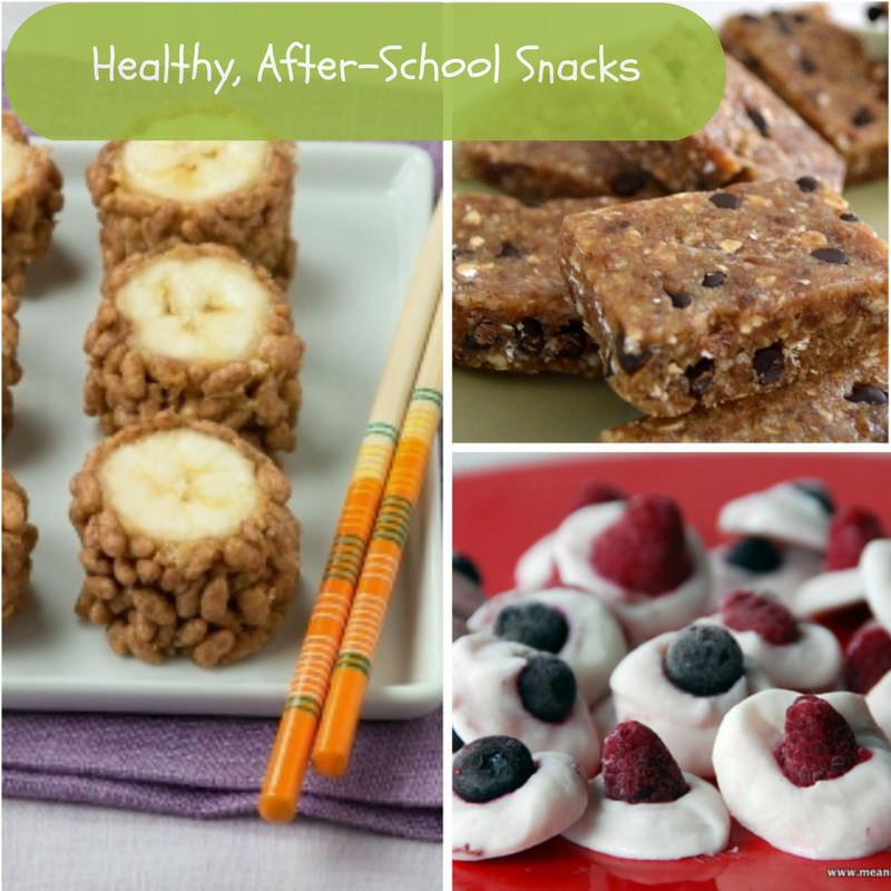Easy Healthy Afterschool Snacks  Healthy After School Snack Ideas